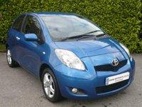 2010 TOYOTA YARIS 1.0 TR VVT-I 3d 70 BHP £4499.00