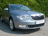 2012 SKODA SUPERB 2.0 SE TDI CR ESTATE 5d 170 BHP £11750.00