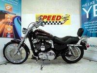 USED 2006 06 HARLEY-DAVIDSON XLH 1200 HARLEY XL 1200 C