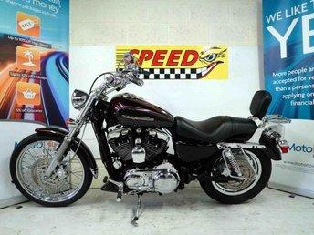 2006 HARLEY-DAVIDSON XLH 1200