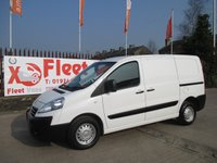 USED 2013 13 PEUGEOT EXPERT 1.6 HDI 1000 L1H1 PROFESSIONAL 5d 90 BHP RAC APPROVED DEALER
