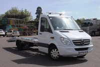 USED 2010 60 MERCEDES-BENZ SPRINTER 2.1 316 CDI LWB 5d 163 BHP Large Box Van