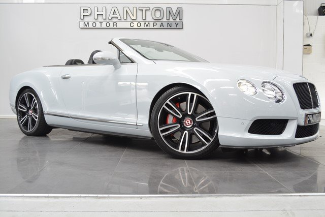 2013 BENTLEY CONTINENTAL 4.0 GTC V8 2d AUTO 500 BHP