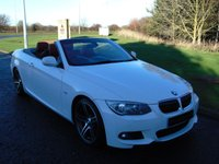 2011 BMW 3 SERIES 3.0 325I M SPORT 2d AUTO 215 BHP £SOLD