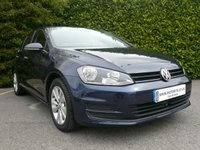 2013 VOLKSWAGEN GOLF 1.6 SE TDI BLUEMOTION TECHNOLOGY 5d 105 BHP £10950.00