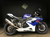 2006 SUZUKI GSXR1000 K6. 06. 12k miles. FSH. VGC. SEAT. COWL. SCREEN. RACE CAN £5490.00