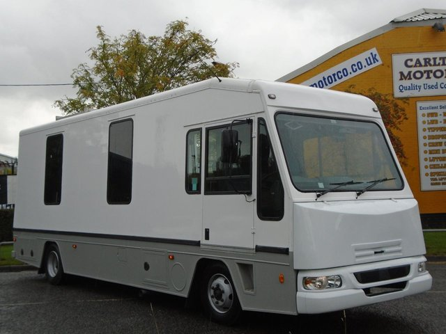 2005 54 DAF 45 SERIES Mobile Library bus Exhibition-Motorhome-Showroom-Shop-Catering-Events