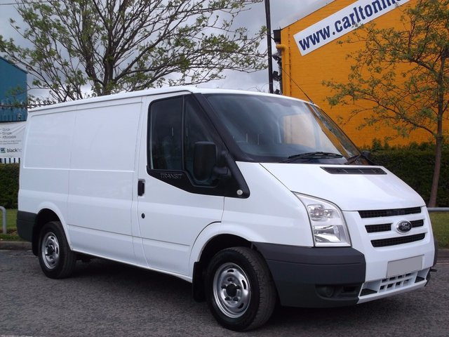 2010 59 FORD TRANSIT T300s [ Mobile Workshop ] Low roof panel van 2.2Tdci Fwd Ex lease Full service history Free uk Delivery
