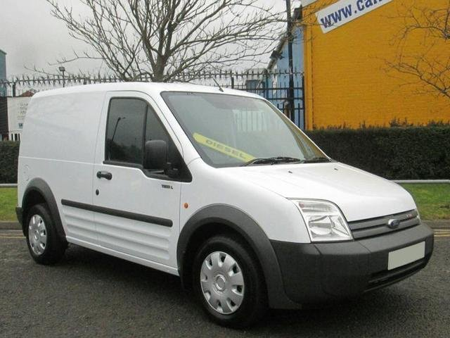 2009 09 FORD TRANSIT CONNECT T200 Swb Low roof panel van side door Free uk Delivery Lez