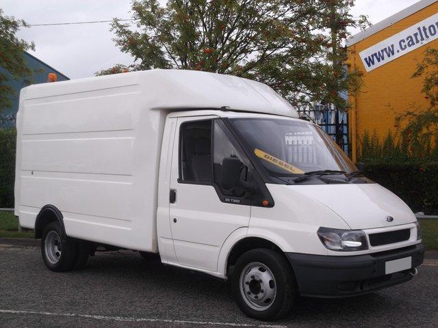 2006 06 FORD TRANSIT 2.4 350m Ex BT Mobile Workshop van We can arrange Delivery ,