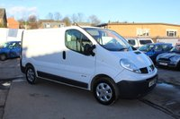 USED 2013 13 RENAULT TRAFIC 2.0 SL29 DCI S/R 5d 115 BHP RAC APPROVED DEALER