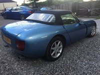 USED 1992 K TVR GRIFFITH TVR Griffith 400 V8 5d Full TVR Service History 12 Months National Warranty Included