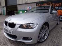 USED 2008 BMW 3 SERIES 2.0 320I M SPORT 2d 168 BHP No Fee Finance Available, No Deposit Necessary
