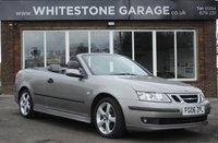 2006 SAAB 9-3 2.0 VECTOR T 2d 150 BHP £3995.00