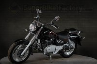 USED 2018 HYOSUNG GV 125CC, 0% DEPOSIT FINANCE AVAILABLE GOOD & BAD CREDIT ACCEPTED, OVER 500+ BIKES IN STOCK