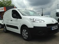 USED 2013 13 PEUGEOT PARTNER 1.6 HDI PROFESSIONAL L1 850 5d 89 BHP EXCELLENT CONDITION