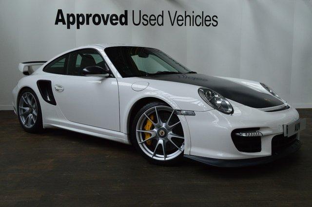 2008 08 PORSCHE 911 MK 997 3.6 GT2 2d 530 BHP