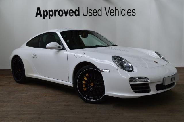 2009 PORSCHE 911 (997) 3.8 Carrera 4 S 2dr GEN 2 4S