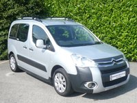 2011 CITROEN BERLINGO 1.6 MULTISPACE XTR HDI 5d 90 BHP £6499.00