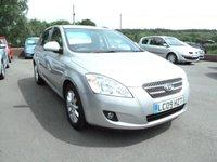 2009 KIA CEED 1.6 LS 5d 121 BHP £3890.00