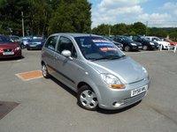 2008 CHEVROLET MATIZ 1.0 SE PLUS 5d 65 BHP £2890.00