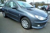 2007 PEUGEOT 206 1.4 LOOK 3d 74 BHP £2490.00