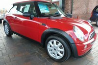 2003 MINI HATCH 1.6 ONE 3d 89 BHP £2790.00