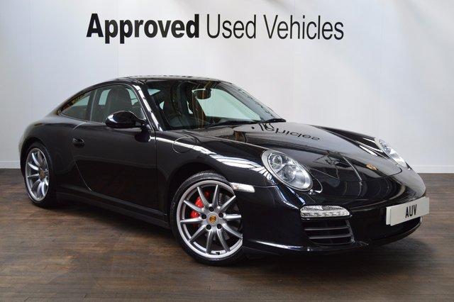 2008 58 PORSCHE 911 MK 997 3.8 CARRERA 4S PDK 2d AUTO 385 BHP