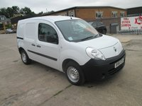 USED 2011 61 RENAULT KANGOO 1.5 ML20 DCI 5d 85 BHP RAC APPROVED DEALER