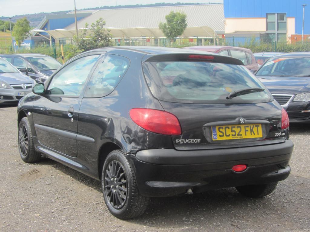 2003 Peugeot 206 Style HDI £650