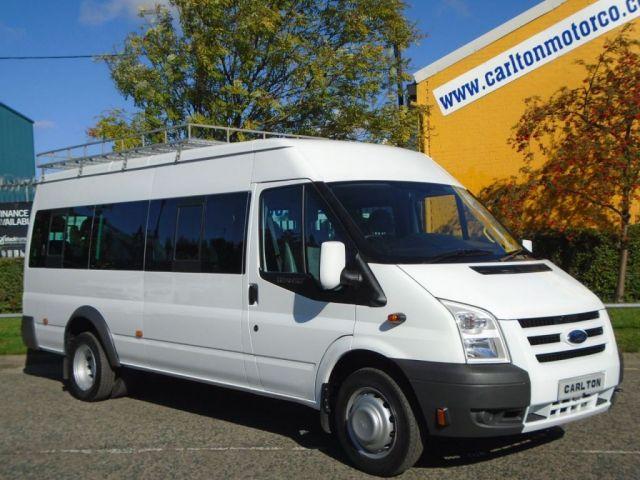 2011 11 FORD TRANSIT  115 T430 17s LWB Minibus Low Mileage [ MASSIVE SAVING NOW PRICE SLASHED ]