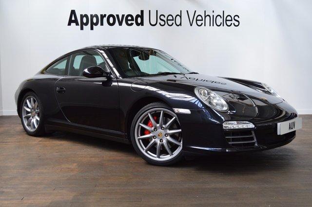 2010 10 PORSCHE 911 MK 997 3.8 CARRERA 4S PDK 2d AUTO 385 BHP