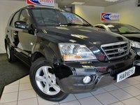 2009 KIA SORENTO 2.5 XS 5d AUTO 168 BHP £5995.00