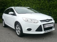 2011 FORD FOCUS 1.6 EDGE TDCI  ESTATE 95 5d 95 BHP £6199.00