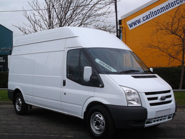 2011 11 FORD TRANSIT 110 T330 Lwb High roof [ Internal remote control Lift ] Free uk Delivery