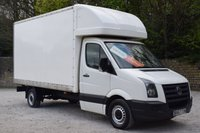 USED 2007 57 VOLKSWAGEN CRAFTER 2.5 35LWB 5d 108 BHP RAC APPROVED DEALER