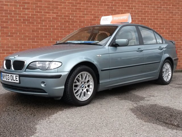 2003 03 BMW 3 SERIES 320d SE 2.0 5 Door