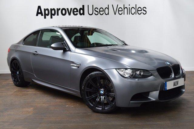 2008 58 BMW 3 SERIES 4.0 M3 2d 415 BHP