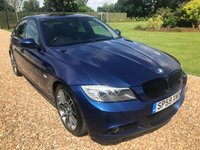 USED 2009 59 BMW 3 SERIES 2.0 318D M SPORT 4d 141 BHP BLUETOOTH, PARK ASSIST