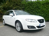 2012 SEAT EXEO 2.0 CR TDI SE TECH Estate 140 BHP £8650.00
