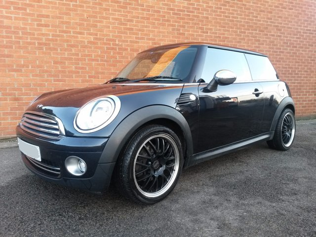 2009 58 MINI HATCH 1.4 ONE HIGH SPEC