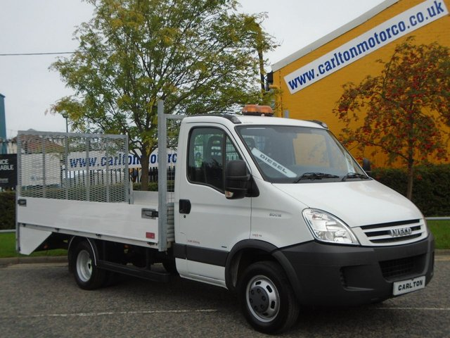 2009 09 IVECO-FORD DAILY 50c15 3.0Hpi Beavertail-Plant Low mileage Free UK Delivery