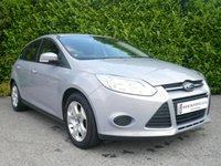 2012 FORD FOCUS 1.6 EDGE TDCI  5d 115 BHP £7499.00