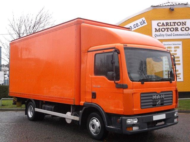 2008 57 MAN TGL 7.150 Grp box 18ft van T/Lift [ Massive reduction Now ]