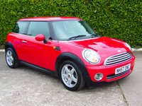 USED 2008 57 MINI HATCH 1.6 COOPER 3d 118 BHP