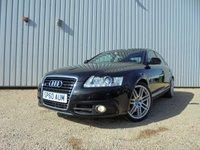 2011 AUDI A6 SALOON 3.0 TDI QUATTRO S LINE SPECIAL EDITION 4d AUTO 237 BHP £15495.00