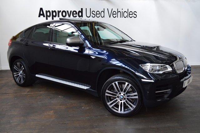 2014 63 BMW X6 3.0 M50D 4d AUTO 376 BHP