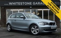 USED 2010 60 BMW 1 SERIES 2.0 118I SE 3d AUTO 141 BHP A STUNNING TOP SPEC 1 SERIES WITH FSH @BMW