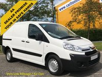 USED 2013 63 CITROEN DISPATCH 1.6Hdi 1000 L1H1 Enterprise 31K [ Massive Price Drop ] Delivery T,B,A
