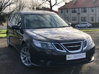 USED 2009 58 SAAB 9-3 2.0 T VECTOR S ANNIVERSARY LTD 5d AUTO 175 BHP DESIRABLE ESTATE CAR*** £0 DEPOSIT FINANCE